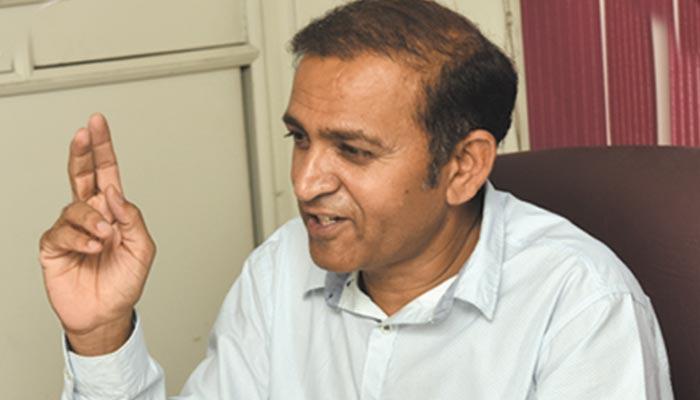 معروف یوگی اور ''پاکستان یوگا کاؤنسل'' کے چیئرمین، محمد ریاض کھوکر سے خصوصی بات چیت