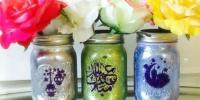 خوشنما گلوں سے سجے گلدان بڑھائیں عید کی شان