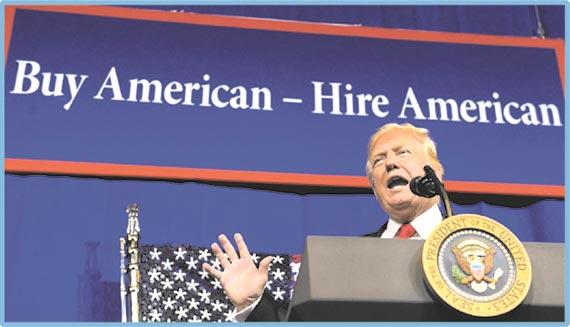 درآمداد پر ٹیکس: امریکا، یورپ پھر آمنے سامنے