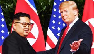 ٹرمپ اور کم جونگ کی ملاقات کے اثرات