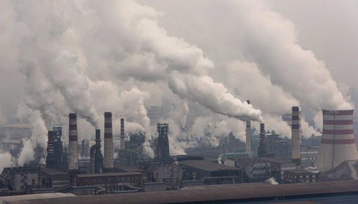 صنعتی آلودگی