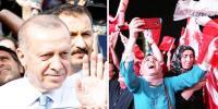 ترکی میں اردوان کی پھر کام یابی