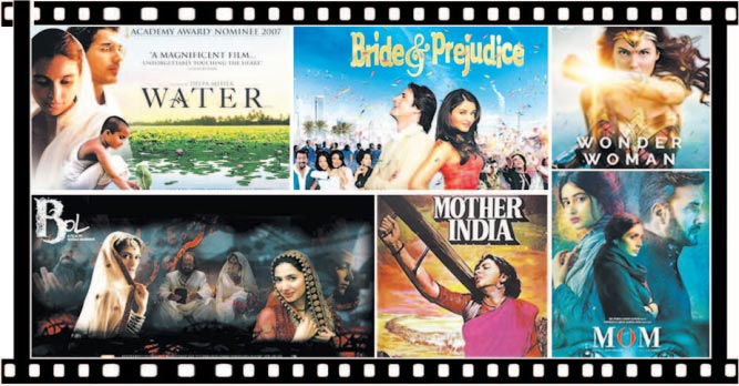 خواتین کے موضوع پر بننے والی مشہور فلمیں