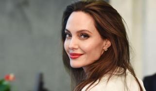 میگا اسٹار میں مگر انسان دوست ''انجلینا جولی''