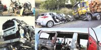 ٹریفک حادثات میں اضافہ