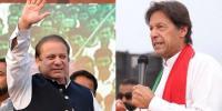 مسلم لیگ ن کی نمبر 1 پوزیشن کو تحریک انصاف کا چیلنج