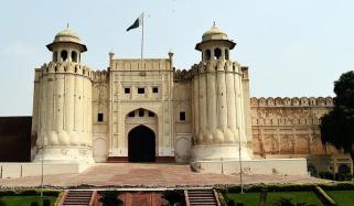 شاہی قلعہ لاہور . . .