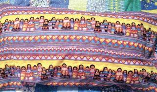 سندھ کی ثقافت کی قدیم دست کاری ''سوسی''