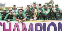 ٹی ٹوئنٹی کپ: پاکستان عالمی نمبر ون پوزیشن مستحکم کرنےمیں کامیاب