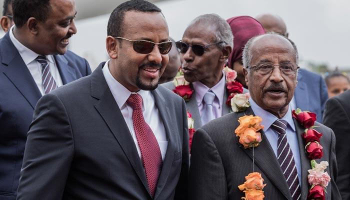 ایتھوپیا اور اریٹیریا دوستی کی راہ پر