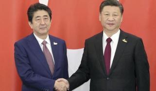 جاپان اور چین کے بہتر ہوتے تعلقات