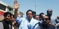 راولپنڈی میں مسلم لیگی راہنما کیپٹن (ر) صفدر کی گرفتاری یا سیاسی شو