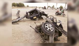 ٹریفک حادثات