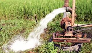 زرعی پانی کی چوری