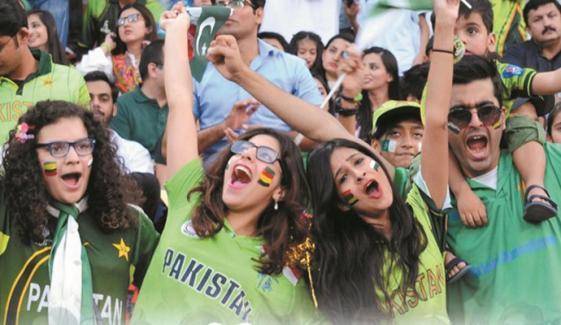 نوجوان آبادی: پاکستان کے روشن مستقبل کی ضامن