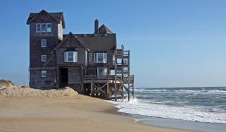 ساحل سمندر پر سیلیبرٹیز کے گھر