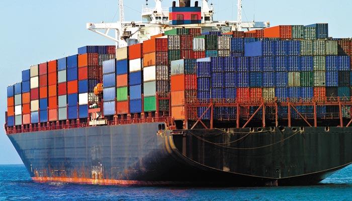 پاکستانی مصنوعات کا برآمداد میں حصہ
