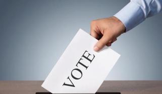نوجوانو! ووٹ ڈالنے کا عمل صرف پانچ سیکنڈ کا، مگر...