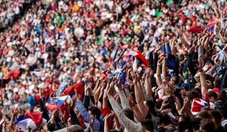 دنیائے فٹبال نے شان دار اور یادگار میزبانی پر روسی قوم کے دل جیت لئے