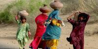 صحرائے تھر سے انتخابات میں حصہ لینے والی خواتین