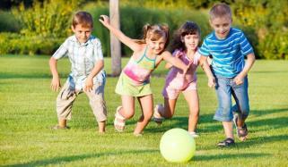 بچوں کو صحتمند رکھنے والی سرگرمیاں