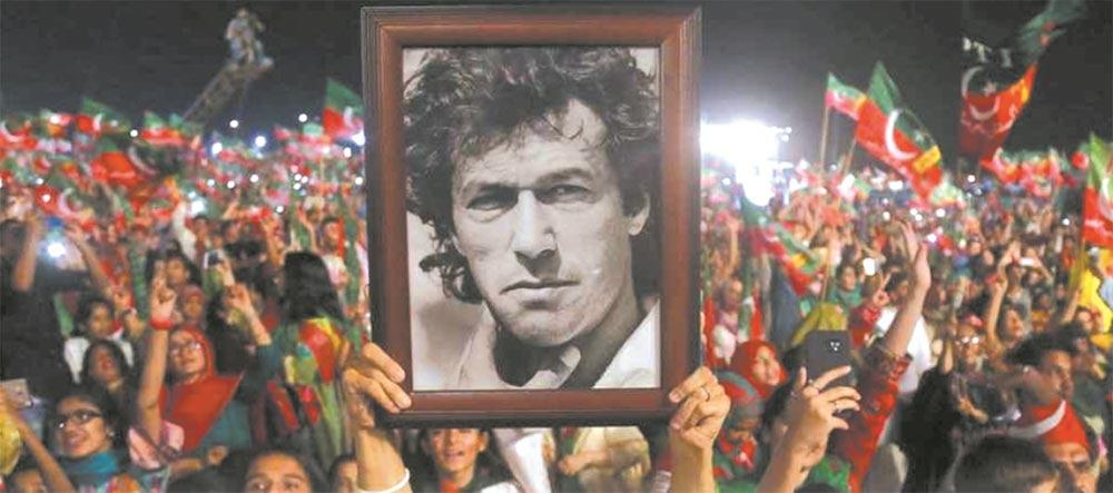 پاکستان کے قومی انتخابات میں عمران خان کامیاب