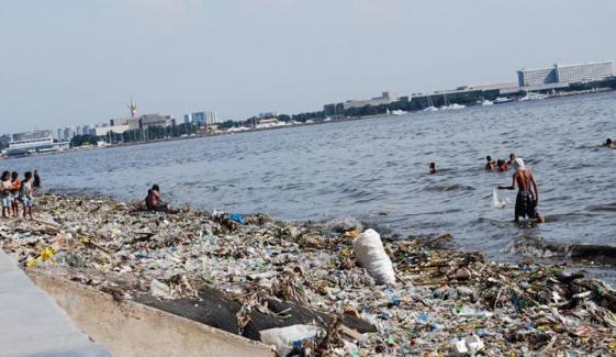 سمندر سے پلاسٹک کی آلودگی ختم ہوجائے گی؟