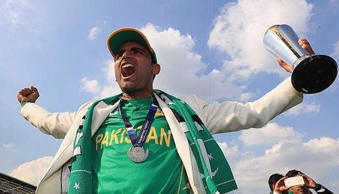 فخر زمان، فخرِ پاکستان