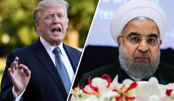 امریکا نے ایران پر پابندیاں دوبارہ بحال کردیں