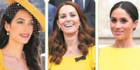 موسم گرما کے لیے بہترین انتخاب ''پیلا رنگ''