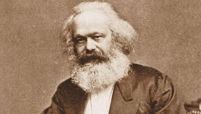 ''کارل مارکس''