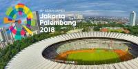 ایشین گیمز جکارتہ کے لئے ملکی تاریخ کا سب سے بڑا دستہ