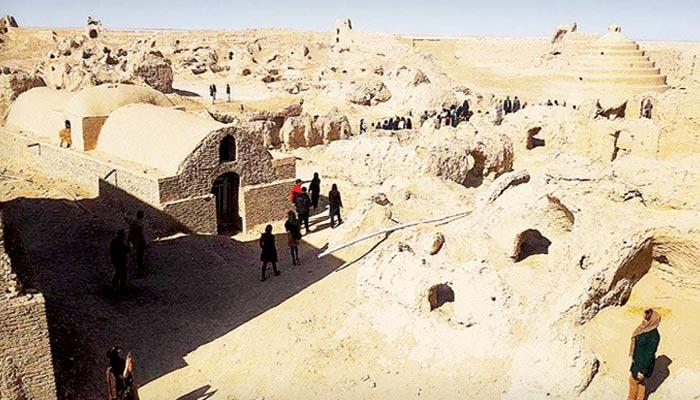 ایران میں کانسی کے دورکا گواہ ''شہر سوختہ''