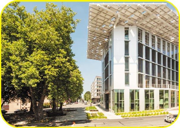 دنیا کی اہم ماحول دوست عمارات