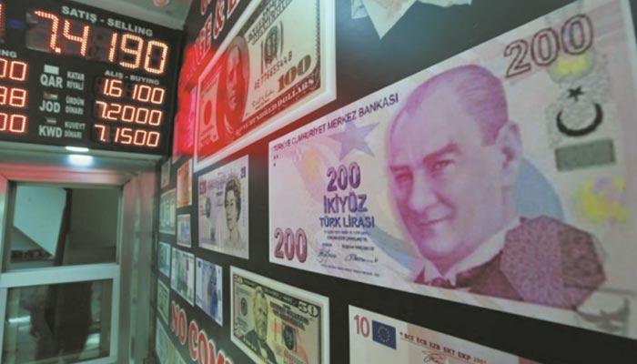 ترکی کی مارکیٹس کو ہراساں کرنے کی امریکی اسٹاکس ڈوب گیا