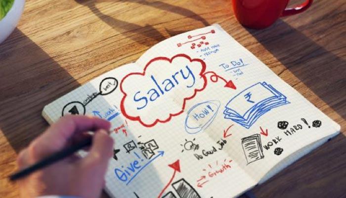 ڈائری کا ایک ورق ''پہلی تنخواہ''