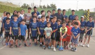 حکومت کو ٹینس کے کھیل پر توجہ دینی چاہیئے، نمیر شمسی