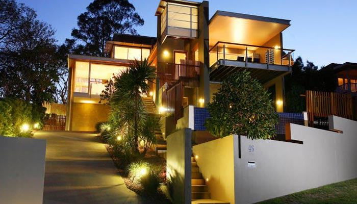 گھر کو روشن کرنے کے مختلف انداز