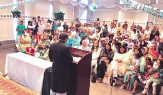 سمندر پار پاکستانی وطن کو مستحکم کریں، سفیر پاکستان ڈاکٹر اسد مجید