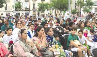 قونصلیٹ کا دفتر پاکستانیوں کا دوسرا گھر ہے، قونصل جنرل بارسلونا، علی عمران