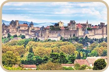 دنیا کے شاندار قلعہ بند شہر