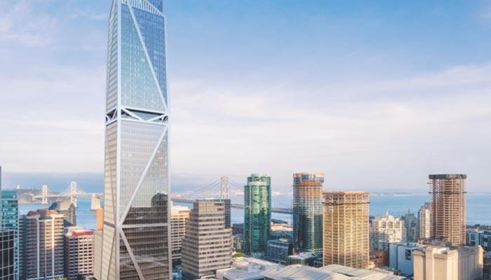181فریمونٹ زلزلے سے محفوظ رہنے والافلک بوس ٹاور
