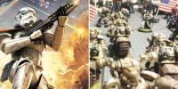 امریکا کی خلا سے جنگ کی تیاریاں