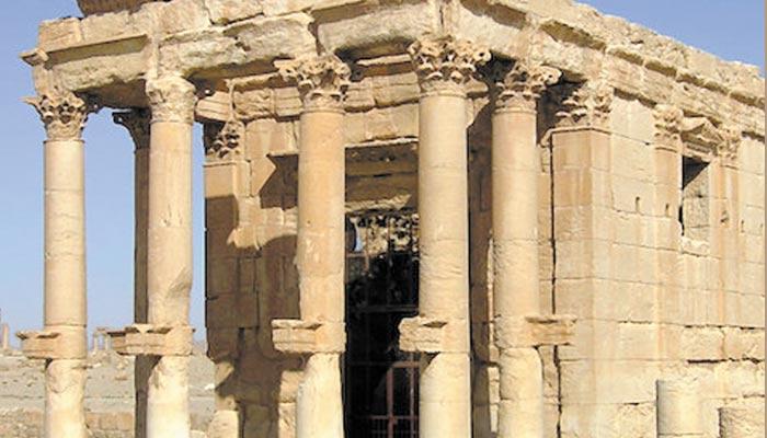تعمیرات میںستونوں کی اہمیت اور تاریخ