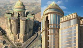 ''ابراج کدائی'' دنیا کا سب سے بڑا ہوٹل