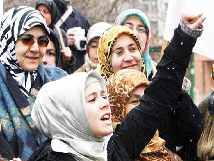 حجاب...نقیبِ انقلاب