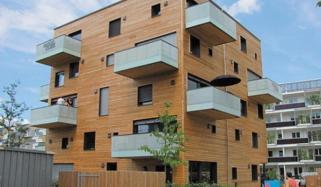 مستقبل کی فلک بوس عمارتیں لکڑی سے تعمیر کی جائیں گی؟