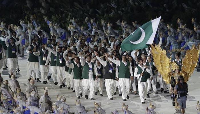 کھیلوں میں پاکستان کی زبوں حالی