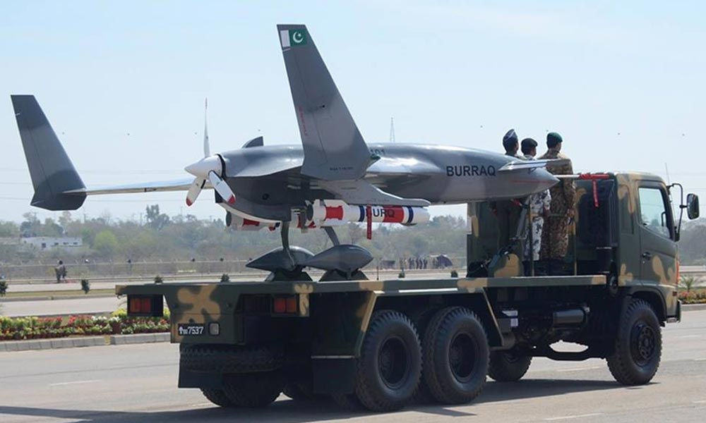 ملکی سطح پر تیار کردہ دفاعی مصنوعات