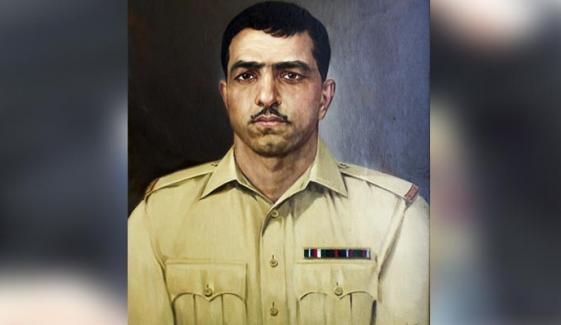 بھارتی کمانڈر نےمحفوظ شہید کی بہادری کا اعتراف کیا